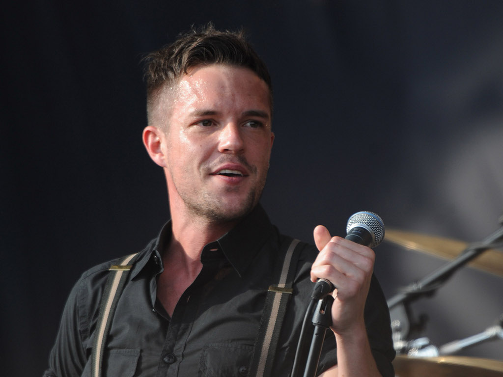Brandon Flowers couldn t face weight gain