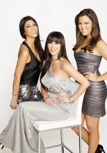 Kardashian Kim Khloe Kourtney