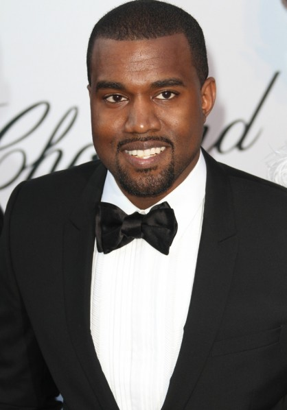 Kanye West Bang Showbiz