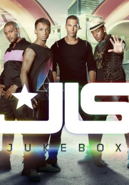 JLS - Jukebox album artwork - September 2011