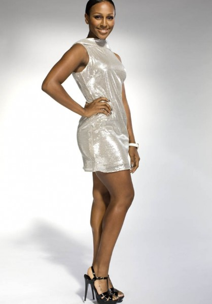 Alexandra Burke - Bang Showbiz - November 2011