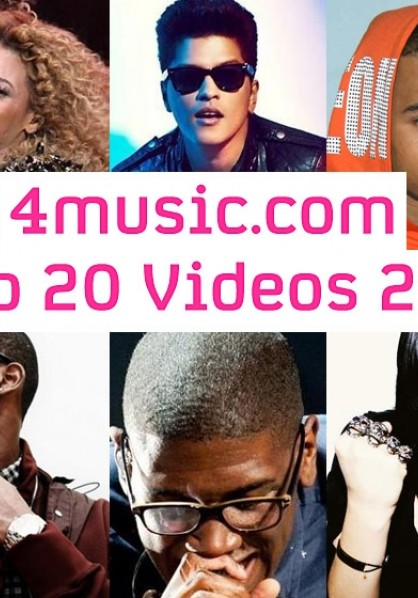 4music.com Top 20 Videos 2011 - part one