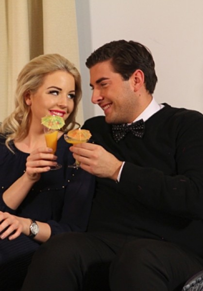 Arg and Lydia TOWIE