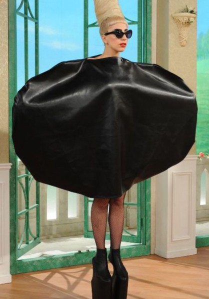 Lady Gaga - Sack the Stylist - Rex, pic taken July 2011