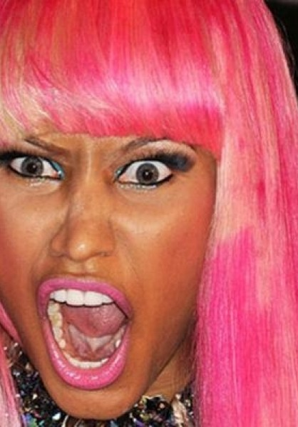 Twitter feuds - Nicki Minaj and Lil' Kim