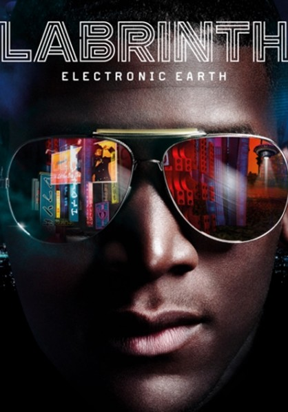 Labrinth - Electronic Earth artwork (full size)