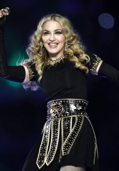 Madonna - Super Bowl performance