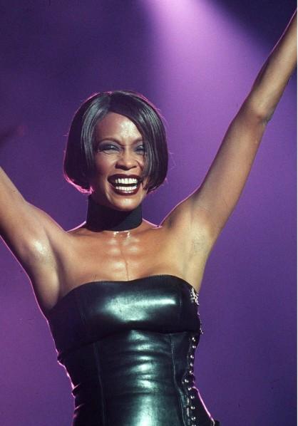 Whitney Houston 1999