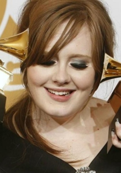 Grammy Gallery - Adele