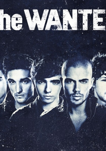 The Wanted - US Album artwork - March 2012