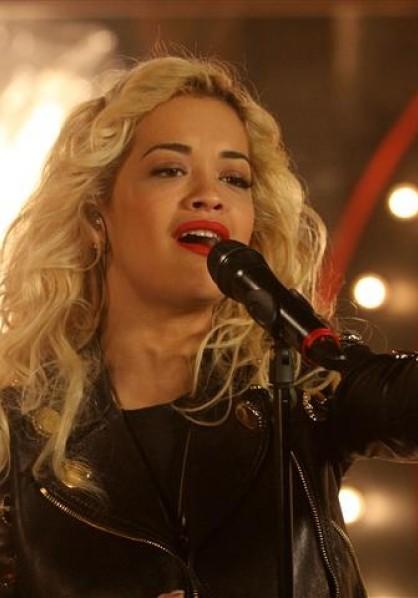The Crush: Rita Ora