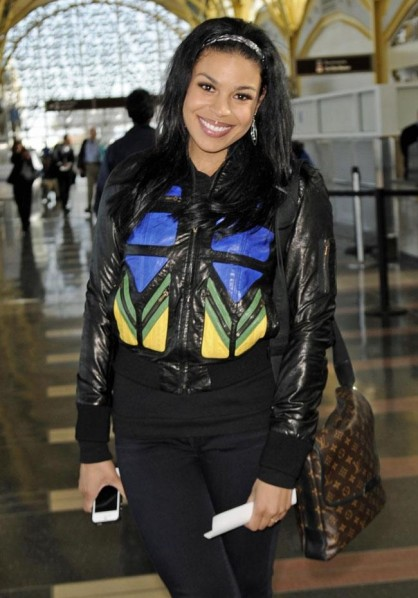 Jordin Sparks - Bang Showbiz - April 2012