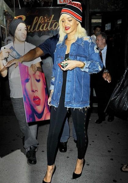 Rihanna Bang 10th April 2012