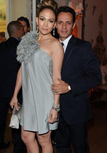 Jennifer Lopez and Marc Anthony - Bang Showbiz