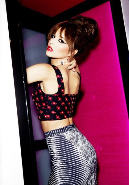 Cheryl Cole - press shot - June 2012