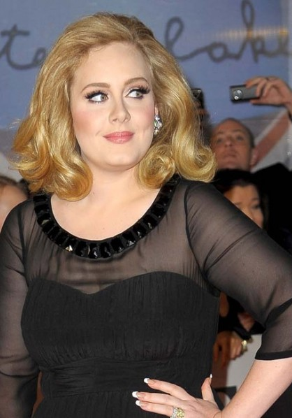 Adele - Bang Showbiz - August