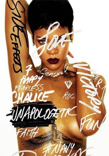 Rihanna Bang 11 Oct 2012