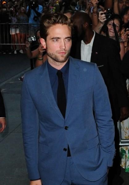 Robert Pattinson Bang Oct 2012