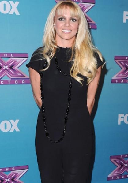 Britney Spears - Cover Media only - February 2013