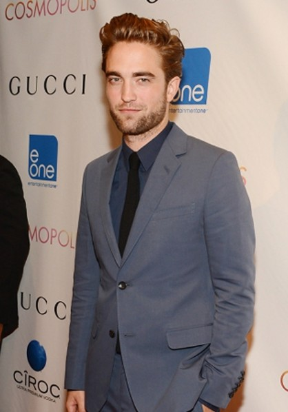 Robert Pattinson - Cover Media Only - March 2013