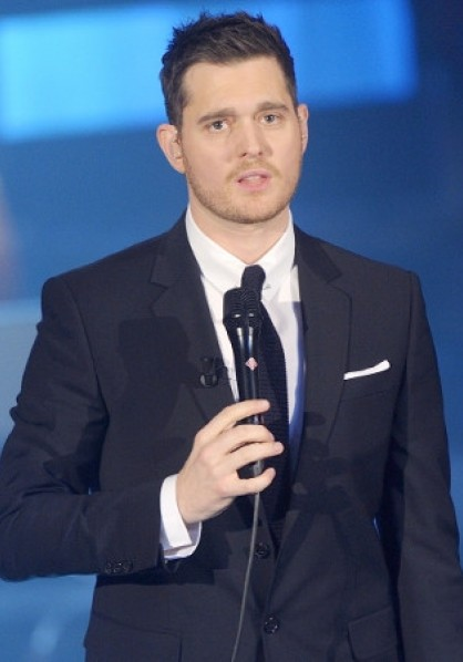 Michael Buble Cover Media Only 12 March 2013