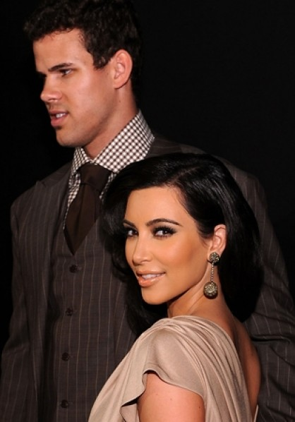 Kim Kardashian and Kris Humphries Cover Media only 4 April 2013