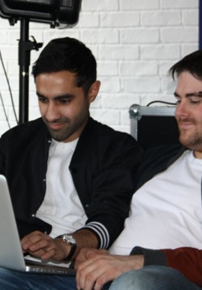 Gallery : Rudimental's Twitter Takeover in pictures