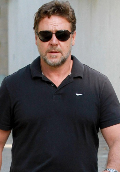 Cover Media - Russell Crowe