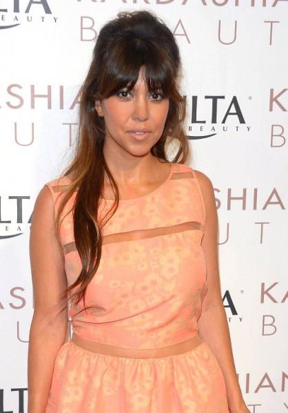 Cover Media - Kourtney Kardashian