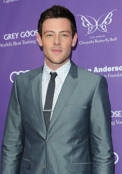 Cover Media - Cory Monteith