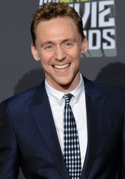 Cover Media - Tom Hiddleston