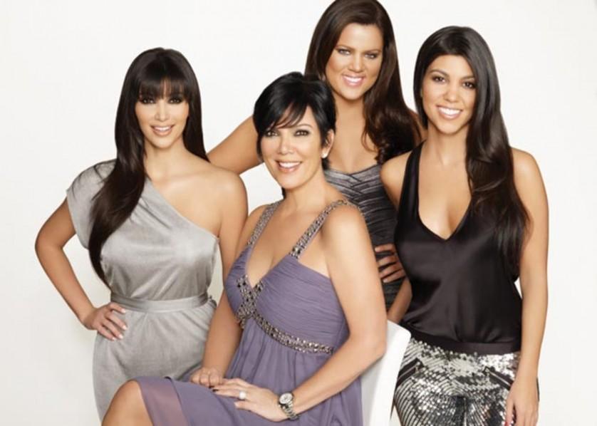Kardashian Kim Khloe Kourtney Kris