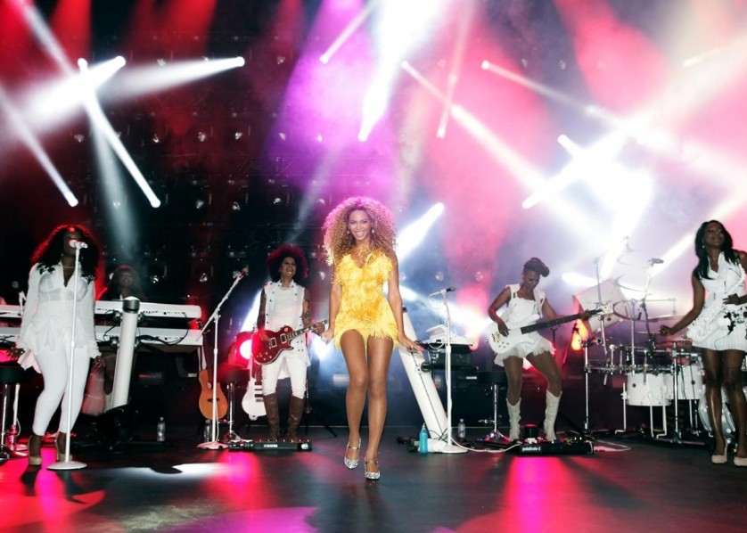Gallery : Beyonce launches new album 4 in London