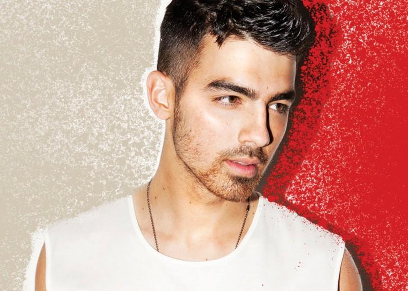 Joe Jonas Press Shot