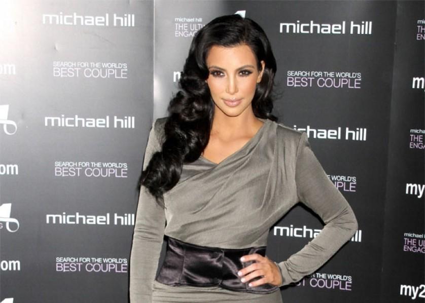 Kim Kardashian - Bang Showbiz - August 2011