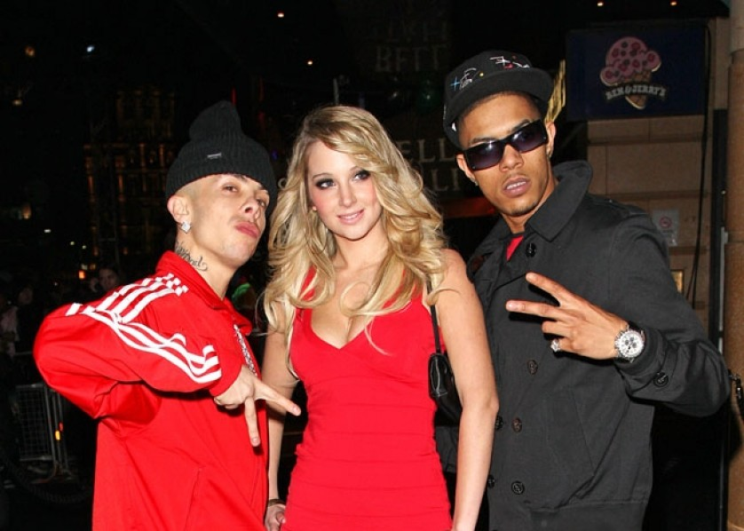 N-Dubz - Bang Showbiz - August 2011