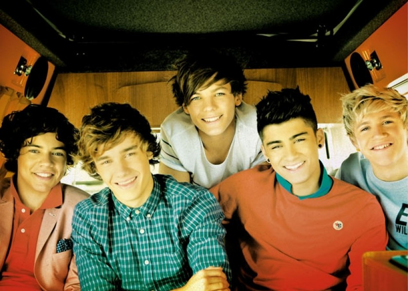 One Direction Press Shot