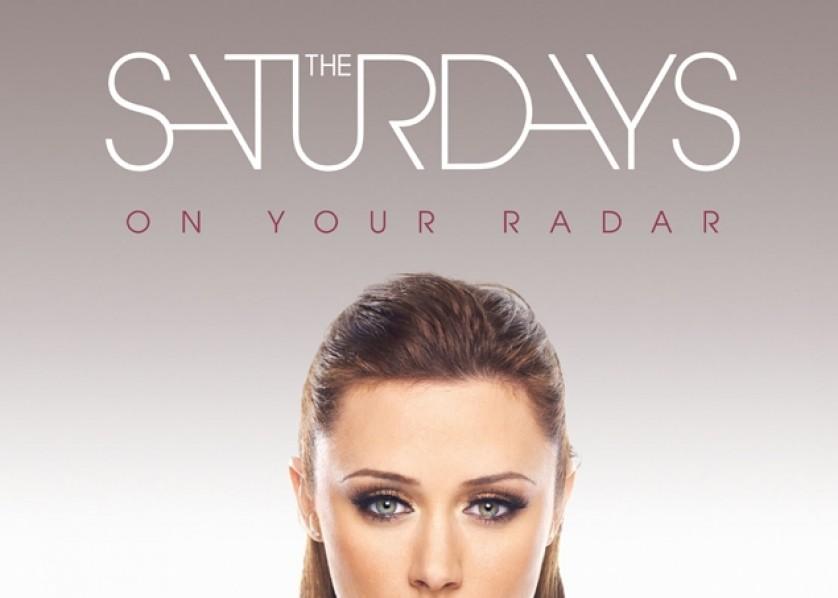 The Saturdays - On Your Radar - Album Sleeve - Una