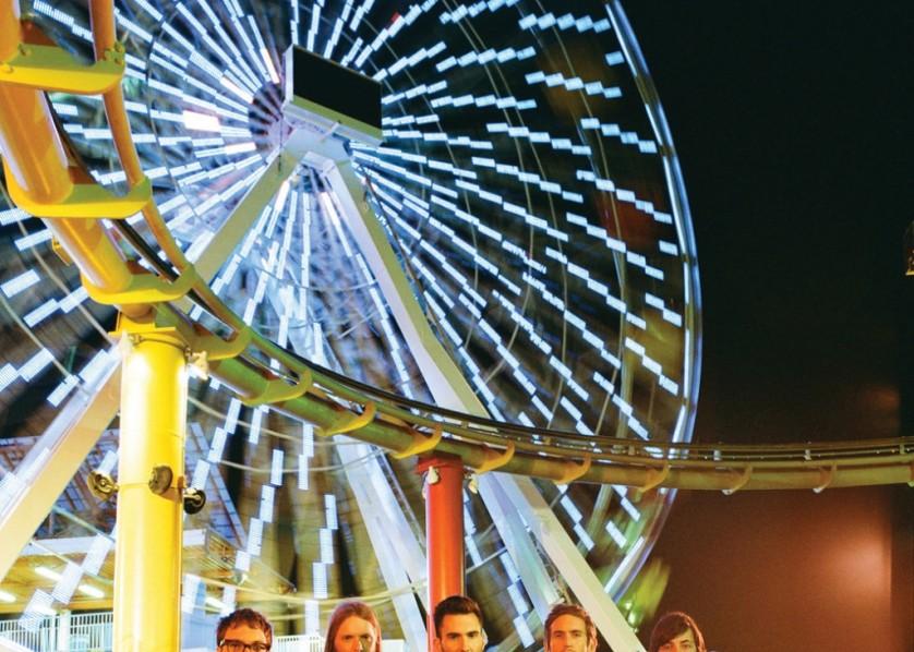 Maroon 5 - promo pic