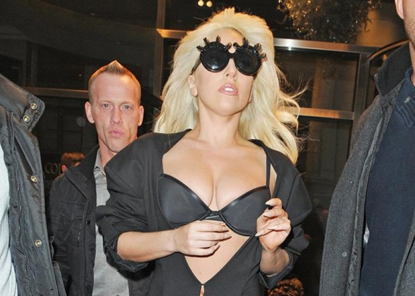 Lady Gaga - Bang Showbiz - March 2012