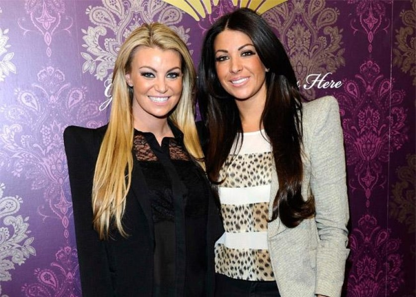 TOWIE's Billi and Cara