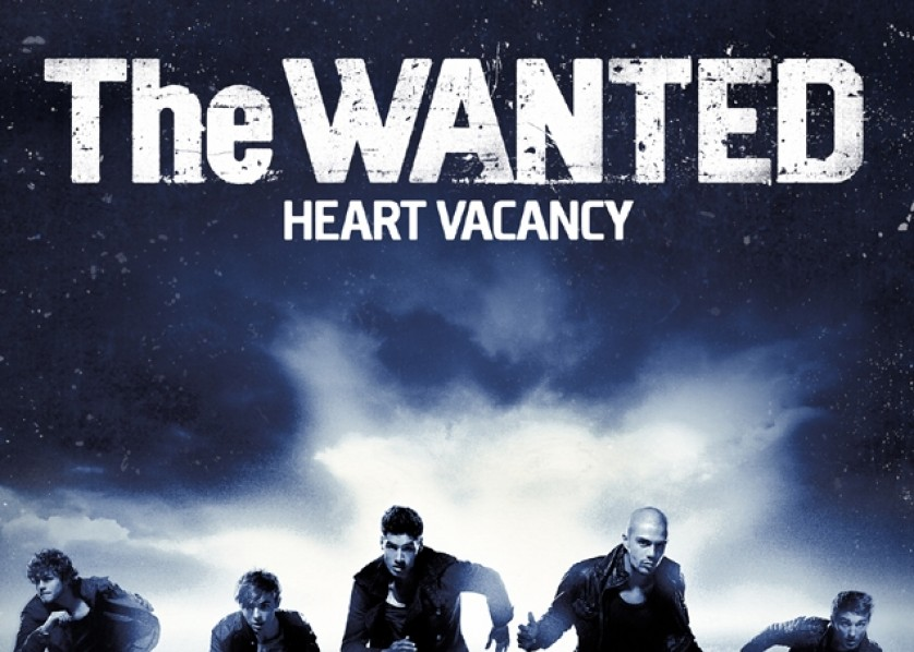 The Wanted - Heart Vacancy - cover artwork