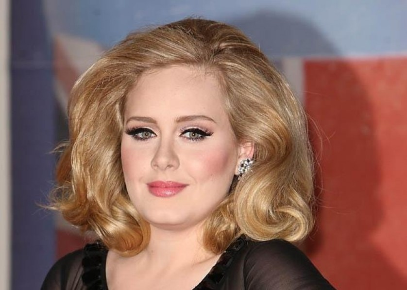 Adele - Bang Showbiz - April 2012
