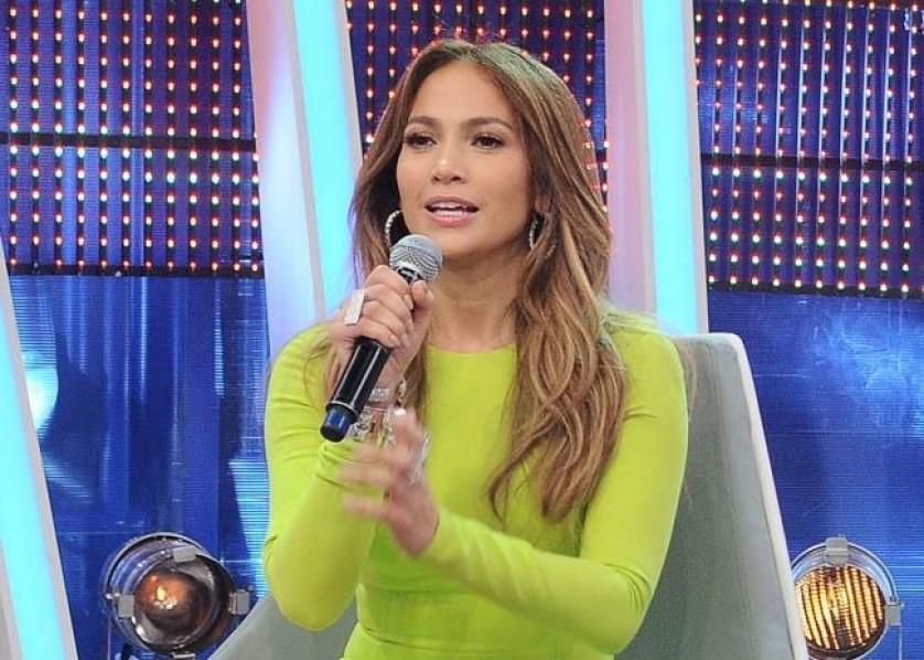 Jennifer Lopez - Bang Showbiz - April 2012