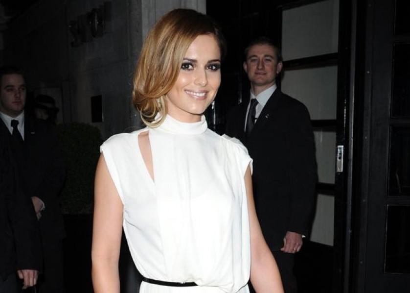 Cheryl Cole Bang 20th April 2012