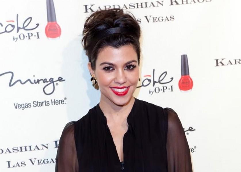Kourtney Kardashian Bang 23rd April