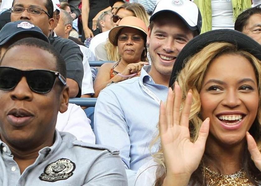 Beyonce and Jay-Z Bang 26th April 2012
