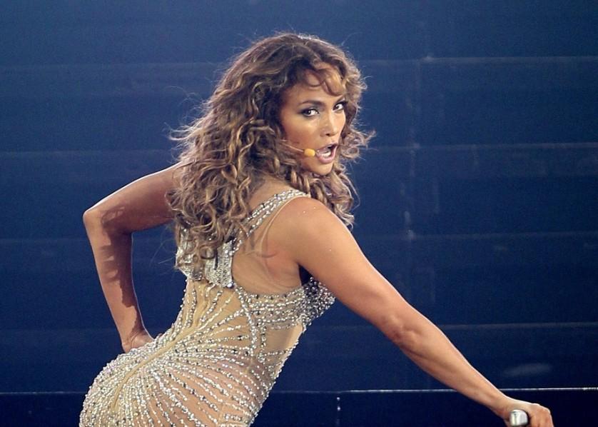 Jennifer Lopez - Dance Again tour 2012