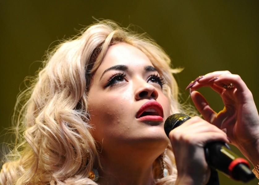 V Festival 2012 Rita Ora