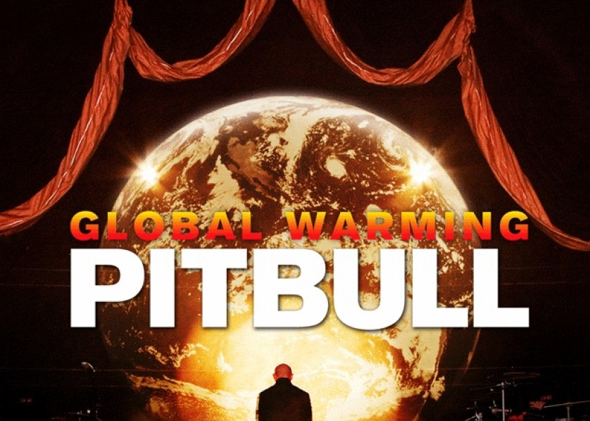 Global Warming Pitbull Album Cover Pitbull Global Warming Cover